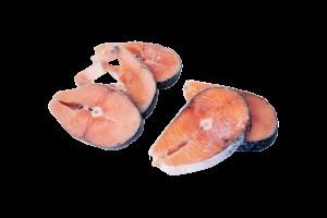 стейк горбуши купить оптом, рыба горбуша