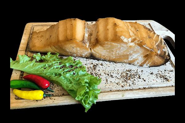 Масляная рыба, филе холодного копчения доставка